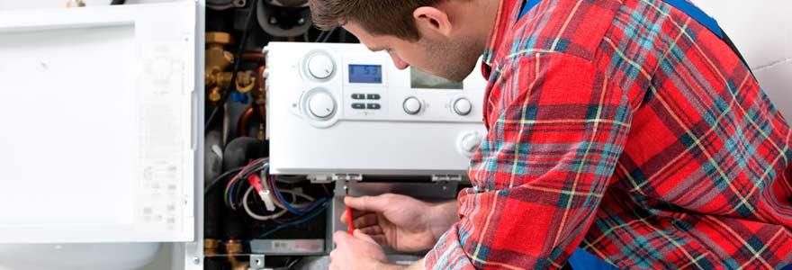 En quoi consiste l'entretien d'une chaudière à gaz ?