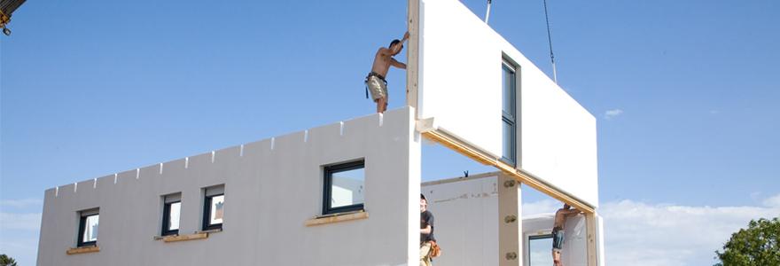 Isolation : les avantages d'une maison préfabriquée en béton