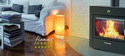 Installer un poêle à bois labellisé flamme verte