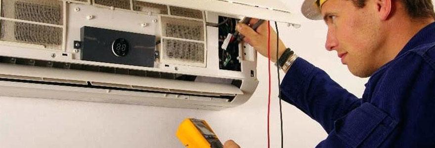 Installation et dépannage de chauffage et climatisation