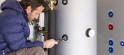 Entretien, dépannage et installation de chaudière et de pompe à chaleur
